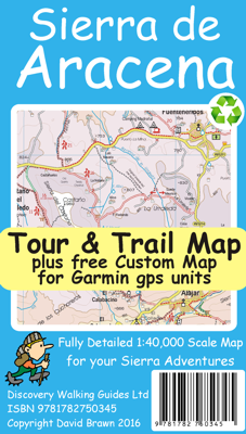 Walking Guides Books GPS and Maps Spain Canary Islands